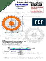 Cataro 2.4-5 Ghz Dual Band Wifi-ok