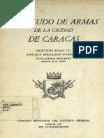 El Escudo de Armas de La Ciudad de Caracas