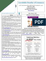 Carrabelle Chamber of Commerce E-Newsletter for February the 2nd