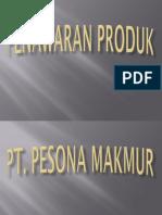 PENAWARAN PRODUK
