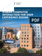 MIT CSAIL Human Computer Interaction for User Experience Design Online Short Course