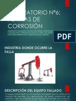 Corrosion Labo 6