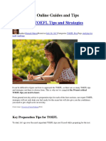 TOEFL Prep Online Guides and Tips.docx