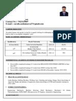 Sarath Resume(Hr)