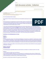 Sri Jagannatha Jyotish Discussion Articles - Collection_ Ashtakavarga Graha Dasa (C.S.patel & Raman Suprarajama)