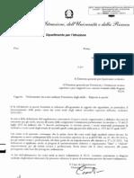 Nota 2665 Del 31 Agosto 2010 - Corsi Serali e Riordino Scuola Superiore