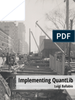 Implementingquantlib Sample