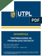 Unidad_4_distribuciones Discretas de Probabilidad