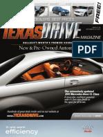 Texas Drive Magazine September 6-19,2010