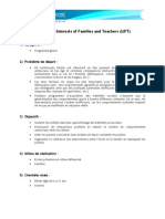 Linking the Interests of Families and Teachers (version française)