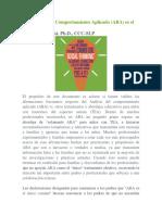 El Análisis del Comportamiento Aplicado.docx