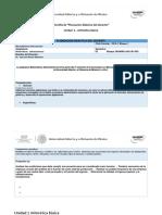 Plantilla para planeación didáctica  Unidad 1.docx