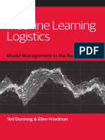 Machine Learning Logistics Final