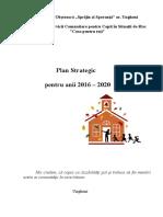 Plan Strategic 2016 -2020