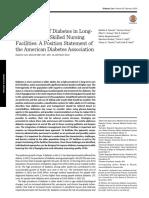 LTC in Diabetic