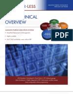 Paper-Less MES TechnicalOverview