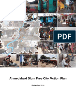 Ahmedabad Slum Free City Action Plan RAY