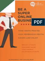 Be a Super Online Businessman - Bagian 1