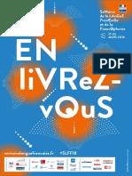 Enlivrez-Vous, la Semaine de la langue française et de la Francophonie en librairie