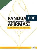 Panduan Beasiswa Afirmasi.pdf