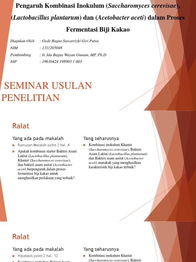 Seminar usulan penelitian ccuart Image collections