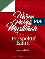 Warna Pakaian Muslimah Dalam Perspektif Islam