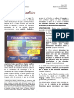 Folleto Filosofia Analitica 12018