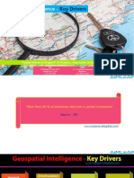 Geospatial Intelligence - Key Drivers