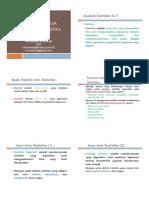 Statistik Dan Statistika