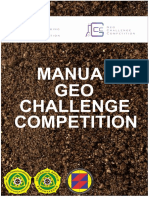 Cepc-manual_geo Challenge Competition 2018