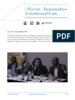 "2018.01.29 ""Immunities Under International Law"" Report"