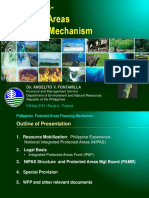Philippine Protected Area Financing Mechanism