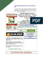 Baixar Apostila Concurso Dpe Rj 2010 Gratis Download Apostila Digital Concurso Dpe Rj Defensoria Publica Estado Rj Tecnico Defensoria Publica 2010 Baixar