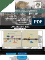 Vanguardismo en Arquitectura