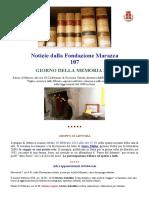 Marazza Newsletter 107