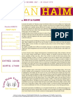 Mayan 'Haim Mikets 5778
