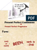 Present Perfect Continuous 2B Inter Ngoc