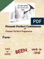 Present Perfect Continuous 2B Inter Ngoc