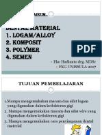 DM Alloy Material