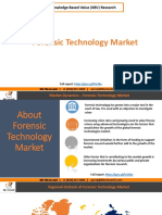 Forensic Technology Market Growth