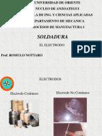 Segunda Clase de Soldadura (El Electrodo) Revi1