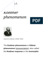 Koebner Phenomenon - Wikipedia