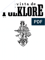 Revista de Folklore, Nº5