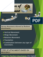 Selection of Attachment Presentation