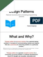 Design Patterns_Tushaar G