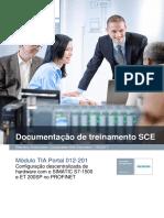 SCE_PT_012-201 Decentral Hardware Configuration S7-1500 ET200SP PN_R1703