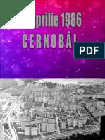 Proiect geografie cls 11 - cernobil