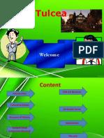 Tulcea - prezentare in engleza
