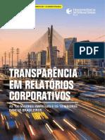 Relatorio Transparencia Internacional