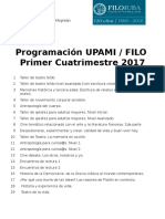 Programación UPAMI FILO - 1er Cuatrimestre 2017.pdf